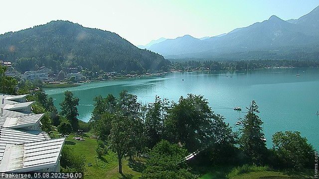 Webcam Faakersee
